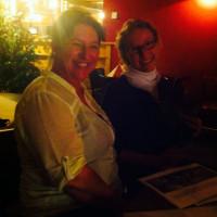 Geschäftsführerin Stine Michel und Katrin Liebermann